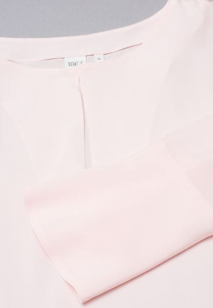 3/4 SLEEVE BLOUSE 1863 BY ETERNA - PREMIUM PINK UNI