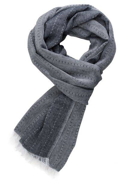 ETERNA SCARF NAVY BLUE UNI